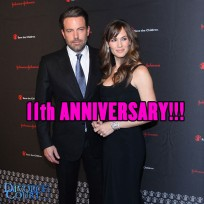 Ben Affleck & Jennifer Garner married on June 30th, 2005