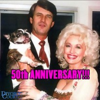 Dolly Parton married Carl Dean on May 30, 1966