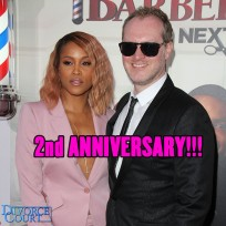 Eve & Maximillion Cooper were married on June 14, 2014