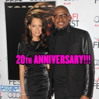 Forest Whitaker & wife Keisha were married on May 4, 1996