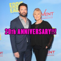 Hugh Jackman & wife Deborra-Lee Furness were married on April 11, 1996