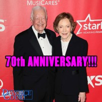 President Jimmy Carter & Rosalynn Carter were married on July 7, 1946