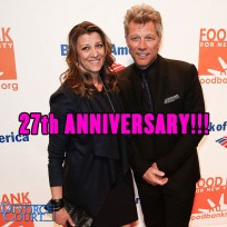 Jon Bon  Jovi and wife Dorothea were married on April 29, 1989
