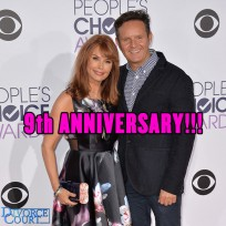 Roma Downey & Mark Burnett were married on April 28, 2007