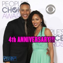 Meagan Good & DeVon Franklin were married on June 16, 2012