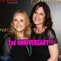 Melissa Etheridge married Linda Wallem on May 31, 2014