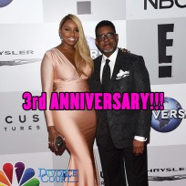 NeNe Leakes & Gregg Leakes were married for the second time on June 23, 2013