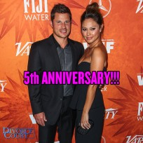 Nick Lachey & Vanessa Minnillo married on July 15, 2011