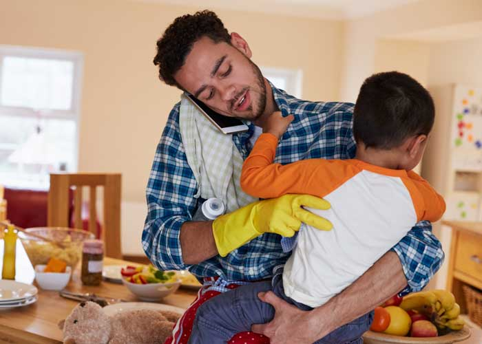 Housework extends women's lives