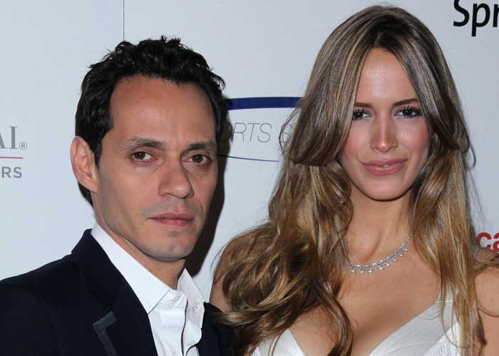 Marc Anthony and wife Shannon De Lima