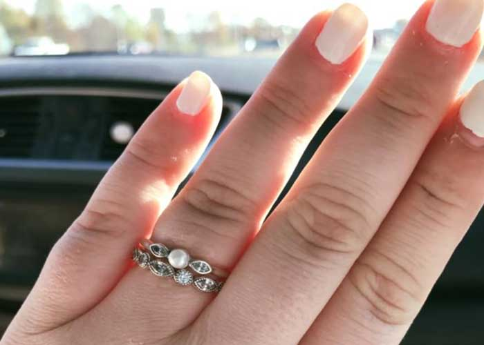 Inexpensive Engagement Ring